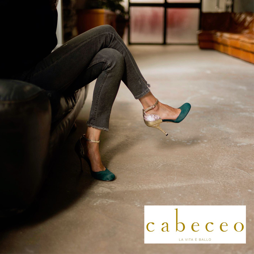 Cabeceo, une marque de superbes chaussures inspirées du tango argentin