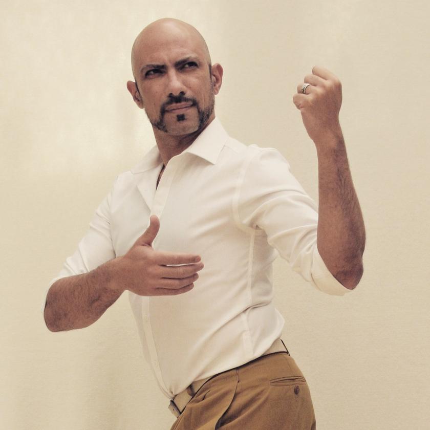 initiation au tango avec federico Quijano, danseur argentin
